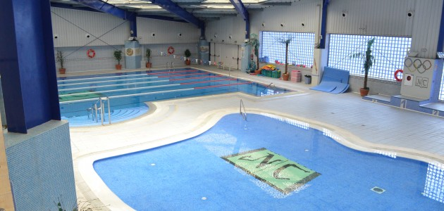 Aqua Sports Fitness Center Piscina de chapoteo