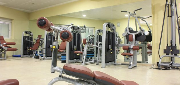 Aqua Sports Fitness Center Gimnasio